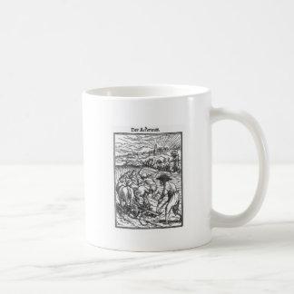 Der Plowman durch Hans Holbein das jüngere Kaffeetasse