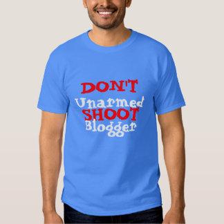 Der politische Protest-Aktivist schießen nicht T Shirts