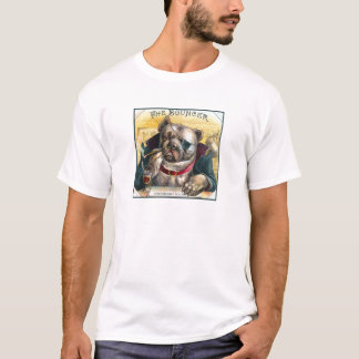 Der Prahler-Hund T-Shirt