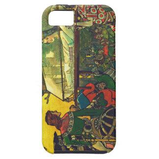 Der Prinz u. der Glassarg, Franz Jüttner iPhone 5 Hülle