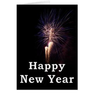Der Psalm 126-3 des neuen Jahres Karte