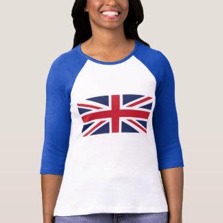 Der Raglan-T - Shirt der Gewerkschafts-Jack-Frauen