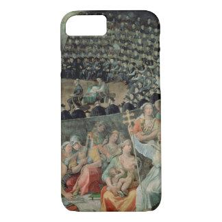 Der Rat von Trent, 1588-89 (Fresko) iPhone 8/7 Hülle