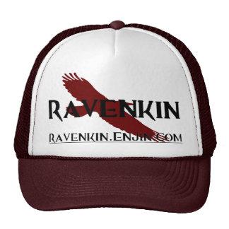 Der Ravenkin Fernlastfahrer Retrokappe