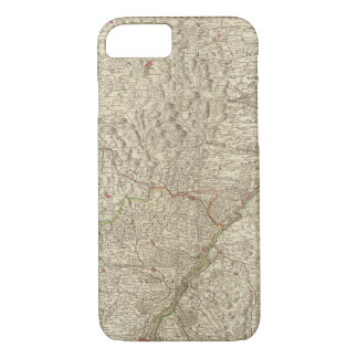 Der Rhein-Tal, Frankreich 2 iPhone 8/7 Hülle