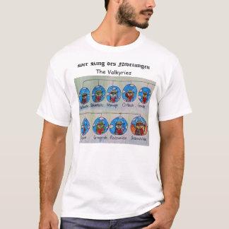 Der Ring-DES Nibelungen: Das Valkyries T-Shirt