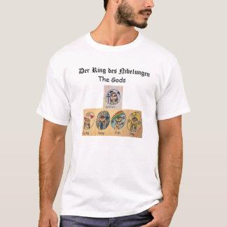 Der Ring-DES Nibelungen: Die Götter T-Shirt