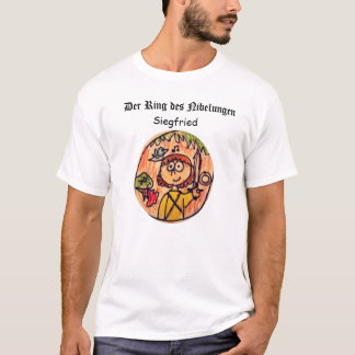 Der Ring-DES Nibelungen: Siegfried T-Shirt