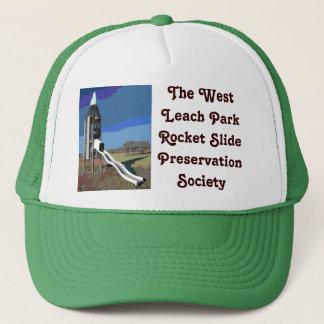 Der Rocket-Hut Truckerkappe
