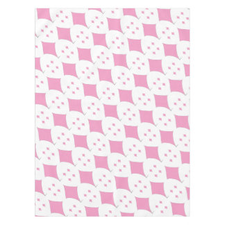 der rosa Diamant Tischdecke