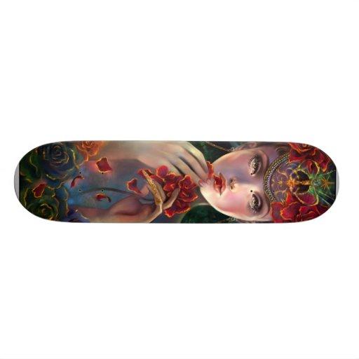 Der Rosen-Esser Personalisiertes Skateboarddeck