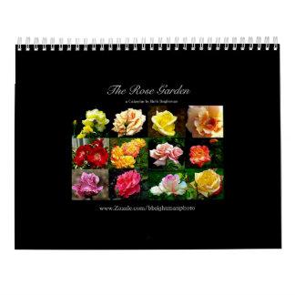 Der Rosen-Garten-Kalender Wandkalender