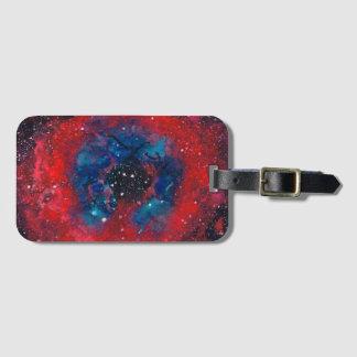 Der Rosette-Nebelfleck-Gepäckanhänger Gepäckanhänger