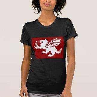 Der rote Drache T-Shirt