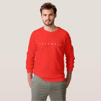 Der rote Pullover Valencia-Männer