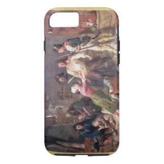 Der Royalist, c.1789 iPhone 8/7 Hülle
