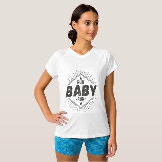 Der Runing der Frauen Hemd T-Shirt