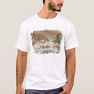 Der russische Winter, 1900-10 T-Shirt