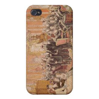 Der Salon von Victor Hugo iPhone 4/4S Hüllen
