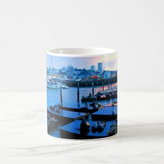 Der San Francisco Pier-39 Tasse Seelöwe-#5