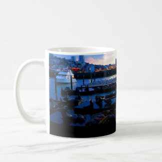 Der San Francisco Pier-39 Tasse Seelöwe-#6