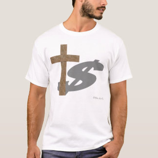 Der Schatten der Religion T-Shirt
