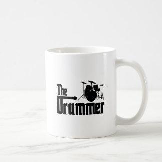 Der Schlagzeuger Kaffeetasse