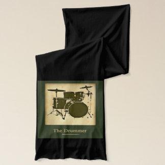 der Schlagzeuger Schal
