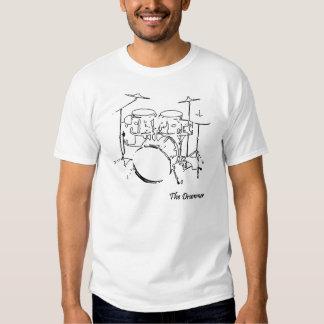 Der Schlagzeuger Tshirts