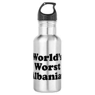Der schlechteste Albaner der Welt Trinkflasche