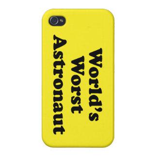 Der schlechteste Astronaut der Welt iPhone 4 Cover