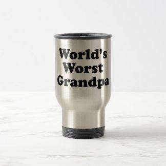 Der schlechteste Großvater der Welt Reisebecher