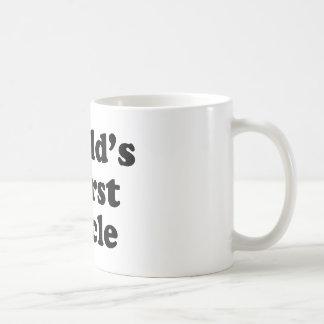 der schlechteste Onkel der Welt Kaffeetasse