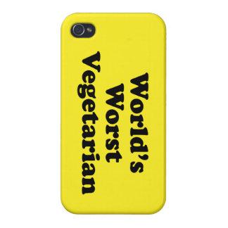 Der schlechteste Vegetarier der Welt Schutzhülle Fürs iPhone 4