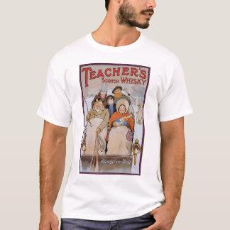 Der schottische Whisky des Lehrers T-Shirt