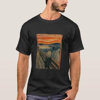Der Schrei - auf Ihrem Shirt! T-Shirt