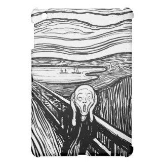 Der Schrei durch Edvard Munch iPad Mini Hülle