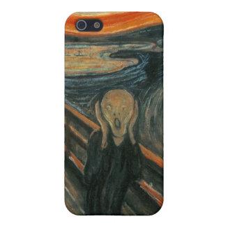 Der Schrei durch Edvard Munch iPhone 5 Case