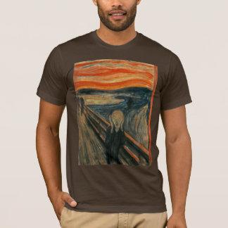 Der Schrei durch Edvard Munch T-Shirt