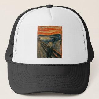 Der Schrei durch Edvard Munch Truckerkappe