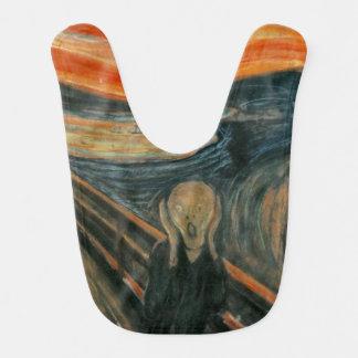 Der Schrei - Edvard Munch Babylätzchen