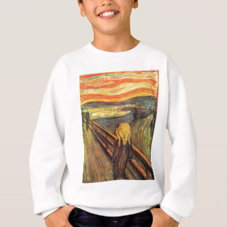 Der Schrei - Edvard Munch Sweatshirt