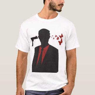 Der Schuss-T - Shirt der Männer