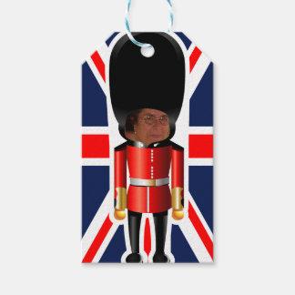 Der Schutz der kundengerechten Königin Geschenkanhänger
