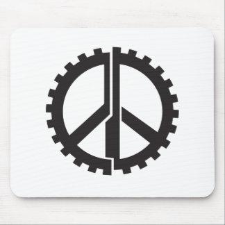 Der SEITE Friedensgang Mousepad