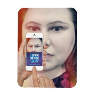 Der Show Lynns Vance Iphone Magnet