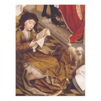 Der sieben SakramenteAltarpiece 2 Postkarte