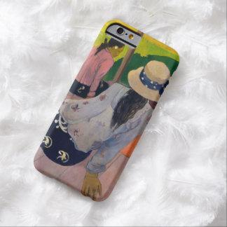 Der Siesta durch Frauen Tahiti Paul Gauguins Barely There iPhone 6 Hülle