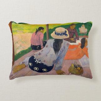 Der Siesta durch Frauen Tahiti Paul Gauguins Dekokissen