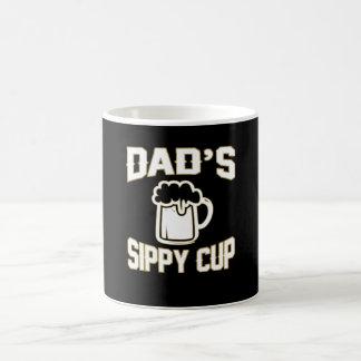 Der Sippy des Vatis Schale Kaffeetasse